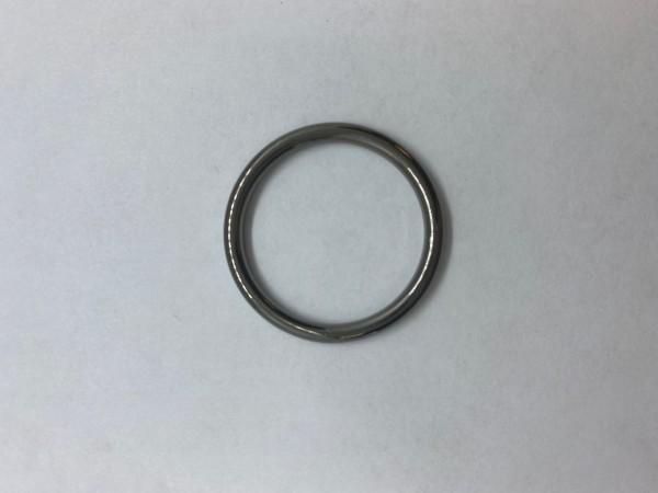 1129Y Кольцо 3*25мм цв.ч.никель(в упак.200шт)