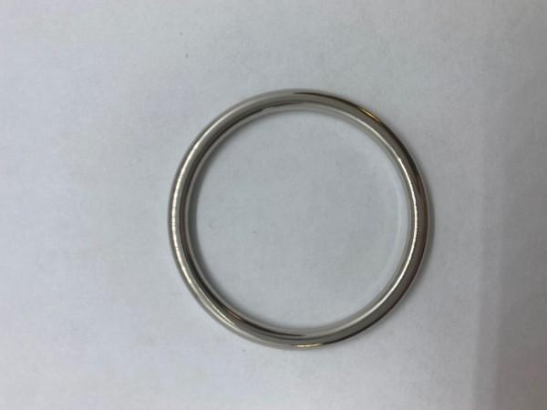 1131Y Кольцо 3*35мм цв.никель(в упак.200шт)