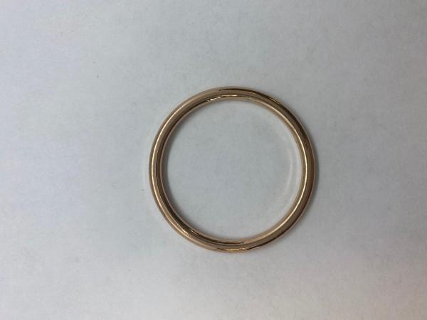 1131Y Кольцо 3*35мм цв.золото(в упак.200шт)