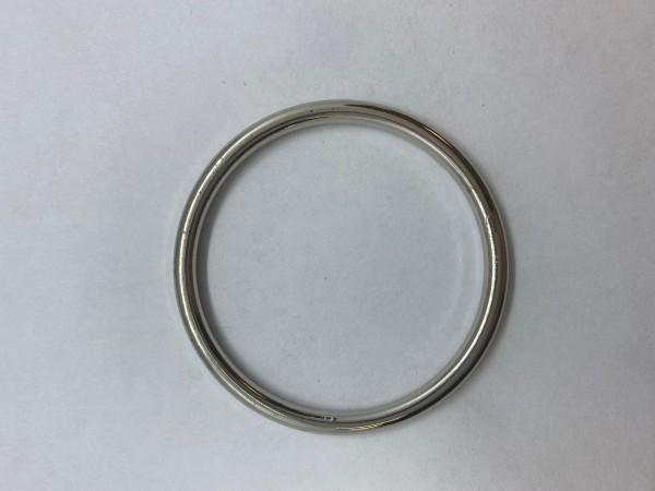 1133Y Кольцо 3*45мм цв.никель(в упак.100шт)