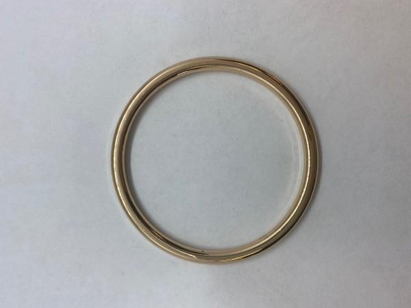 1134Y Кольцо 3*50мм цв.золото(в упак.200шт)