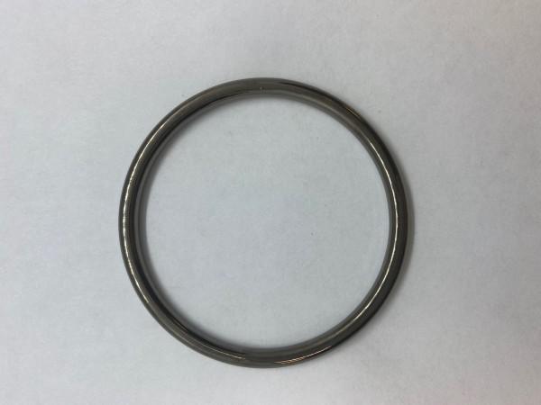 1134Y Кольцо 3*50мм цв.ч.никель(в упак.200шт)