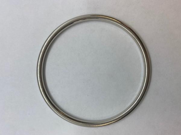 1136Y Кольцо 3*60мм цв.никель(в упак.100шт)
