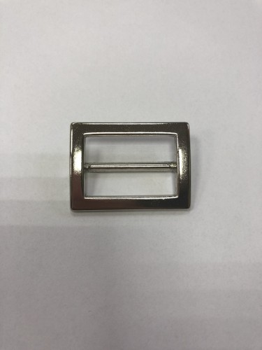 11320АА Пряжка-рамка металлическая 3см цв.никель(в упак.100шт)