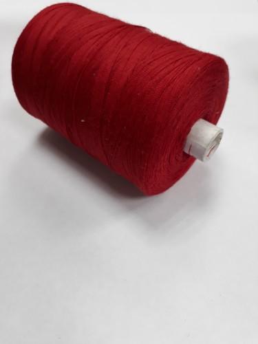 1010 Нить 45ЛЛ 100% ПЭ 2500м цв.красный(в упак.20шт)