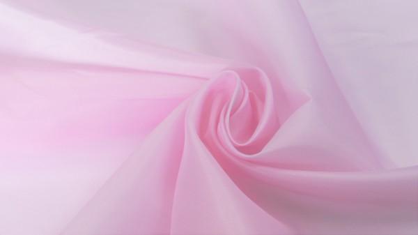 1046(17) Ткань подкладочная 190Т 100%ПЭ цв.розовый(в рул.100м)