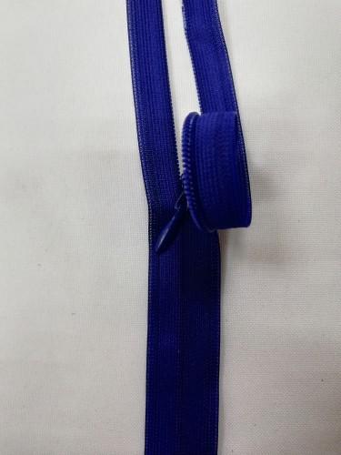 0919 Молния потайная Т3 60см цв.т.синий(в упак.50шт)
