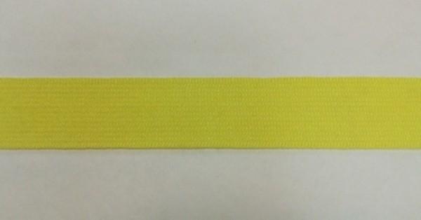 108 Окантовочная лента 20мм цв.желтый(в рул.100м)