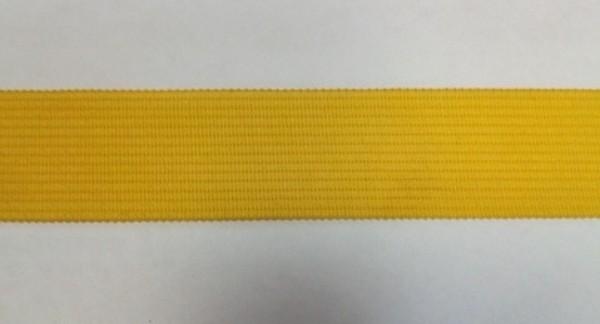 111 Окантовочная лента 22мм цв.желтый(в рул.100м)