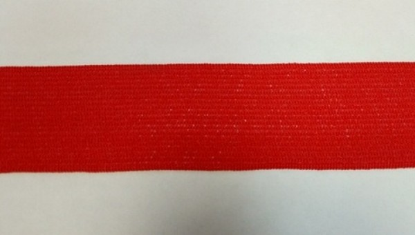 162 Окантовочная лента 30мм цв.красный(в рул.100м)
