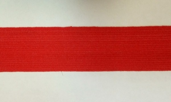 148 Окантовочная лента 30мм цв.красный(в рул.100м)