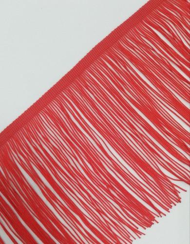 Бахрома 15см №11 цв.красный(в упак.9,2м)