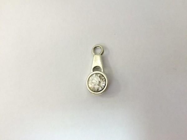 2268 пуллер декоративный цв.никель(в упак.500шт)