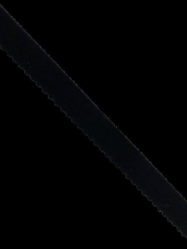 0200KPD Бельевая резинка 20мм цв.черный(в рул.100м)