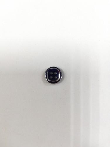 1629 Пуговица №18 11,5мм цв.т.синий(в упак.2000шт)