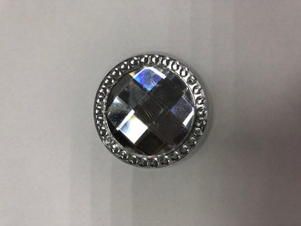 E02 Стразы декоративные пришивные Crystal(в упак.50шт)