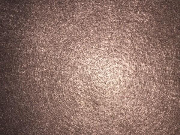 Фетр вышивальный 180г/м 100см цв.коричневый(в рул.100м)