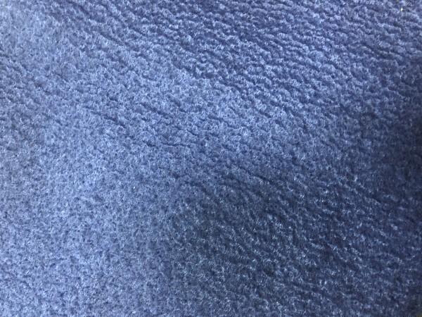 Фетр вышивальный 180г/м 100см цв.т.синий(в рул.100м)