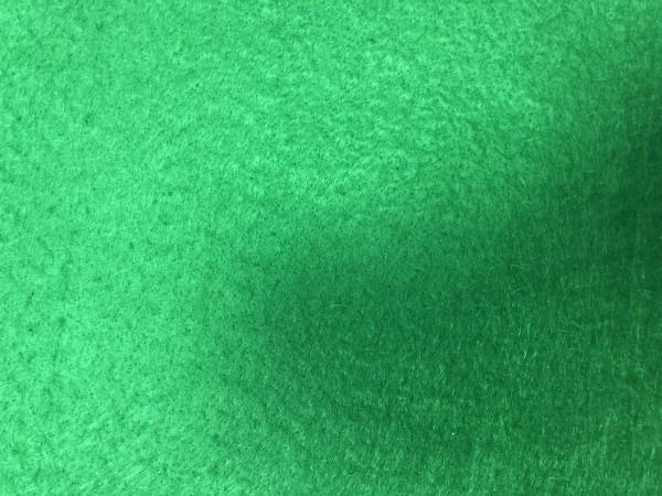 Фетр вышивальный 180г/м 100см цв.зеленый(в рул.100м)