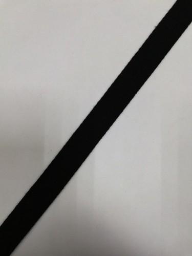 Киперная лента 15мм цв.черный(в рул.50м)