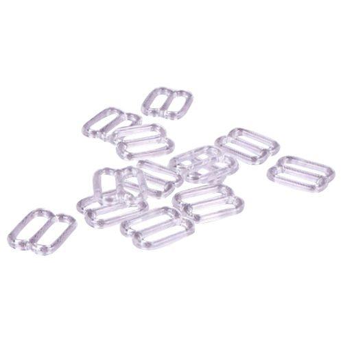Бельевая рамка регулировочная пластиковая 10мм цв.прозрачный(в упак.2000шт)