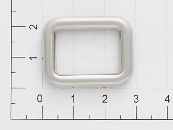 Рамка 5*20*20мм цв.никель(в упак.500шт)