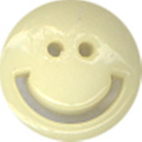 №4 Пуговица детская (улыбочка) №20 12,5мм цв.т.жёлтый 002(в упак.100шт)