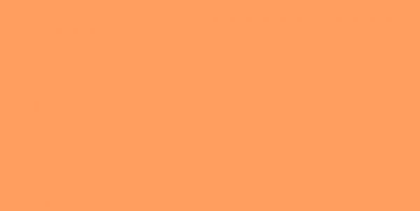 Молния трактор Т5 45см цв.№157 оранжевый(в упак.50шт)