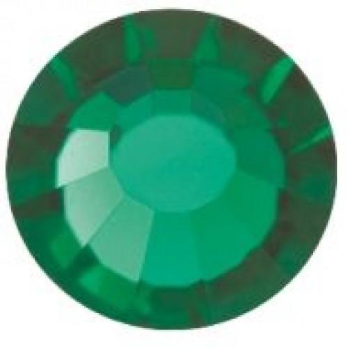 Стразы SS10 3мм Е14 Emerald(в упак.500гросс)