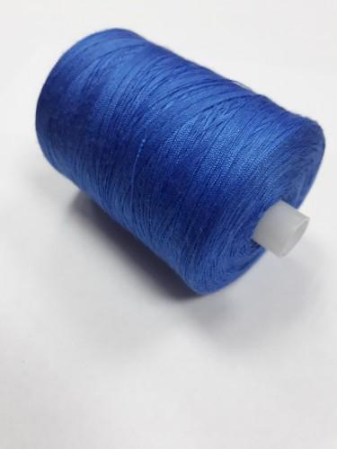 156 Нить 45ЛЛ 100% ПЭ 2500м цв.синий(в упак.20шт)