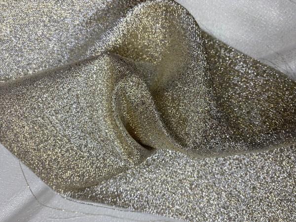 Leydi B. Ткань нарядная шир.300см цв.V9 серебристо-золотой(в рул.40.5м)