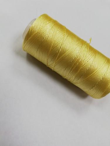 303 Нить АKBEL цв.желтый(в упак.10шт)